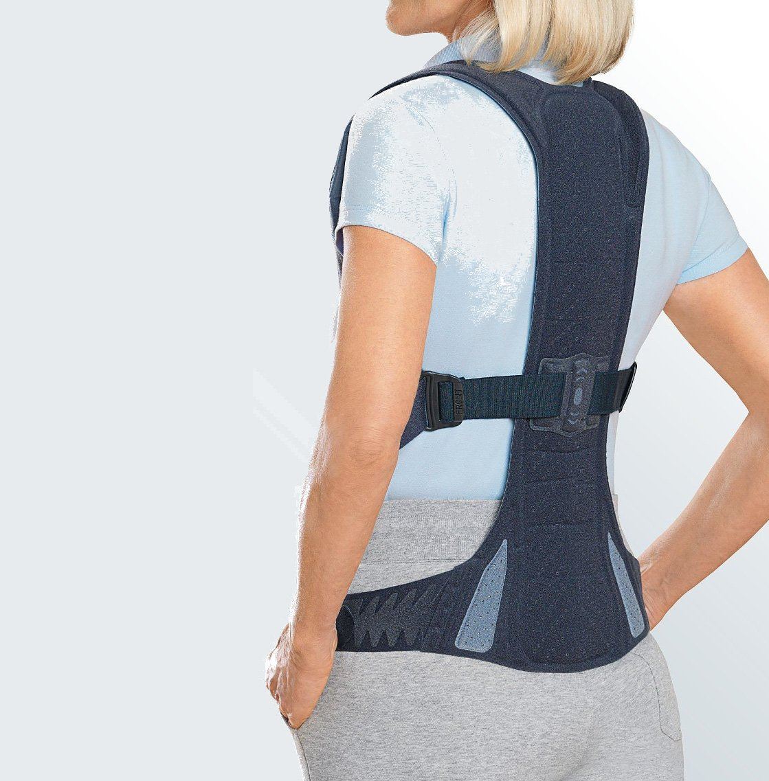 Busto indicato per fratture vertebrali