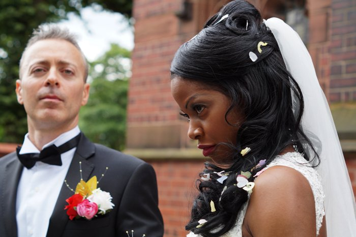Fabulous Manchester wedding photography