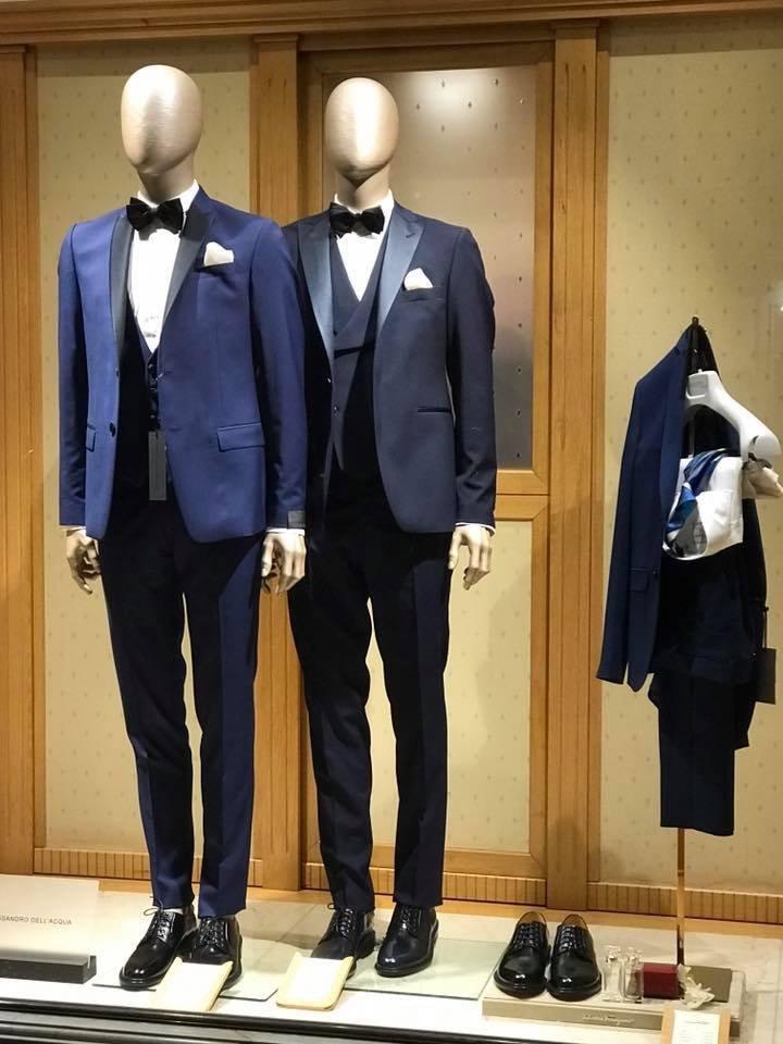 vestito cerimonia uomo