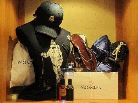 abbigliamento moncler