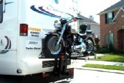 Cruiserlift Rv Motocycle Carrier
