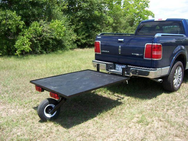 Swivelwheel Eco model on Lincoln Truck