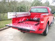 Cruiser Ramp Electric Pickup Loader Unloaded