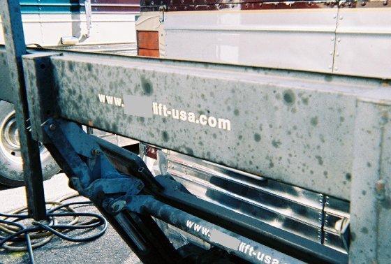 Hydralift Hydraulic Spotting