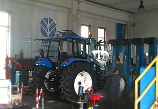manutenzione macchine agricole