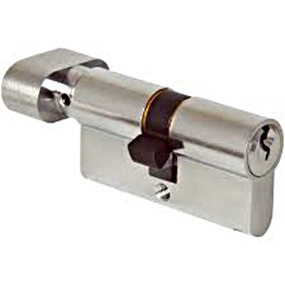 Euro cylinder with thumb turn