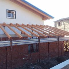 realizzazione tettoie