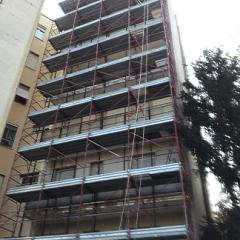 ristrutturazione di palazzi