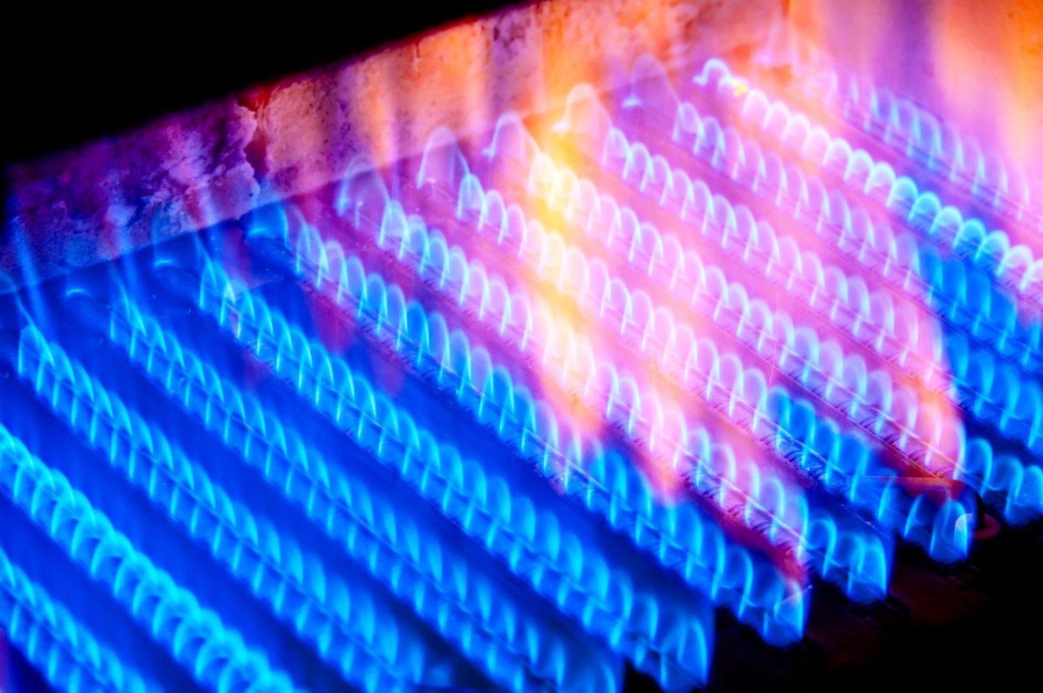 Adjusting radiator after a boiler repair in Cincinnati, OH