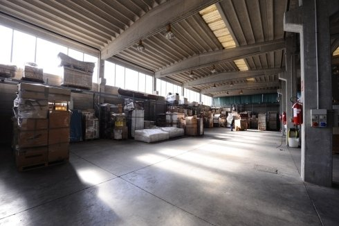 Ufficio e magazzino Fratelli Montecchi
