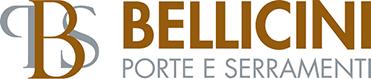 BELLICINI PORTE SERRAMENTI - LOGO