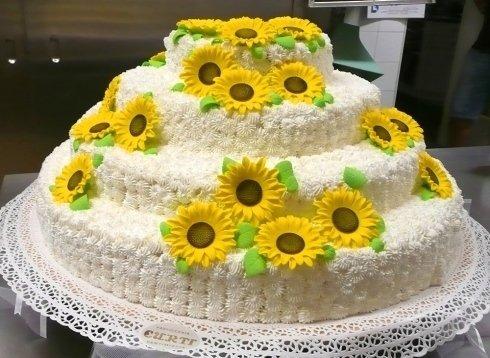 Torte classiche con decorazioni