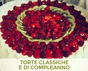 TORTE CLASSICHE E DI COMPLEANNO
