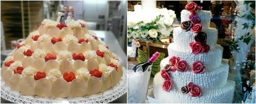 Torte per cerimonie matrimoniali