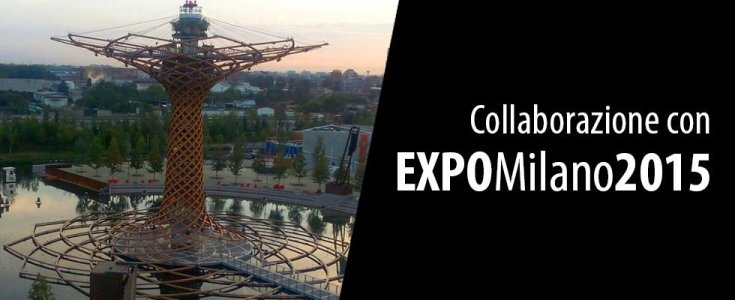 collaborazione con EXPO milano