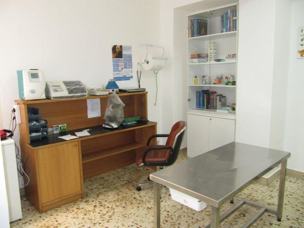 medicina interna e laboratorio