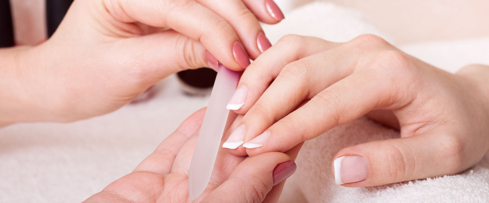nail cleaning