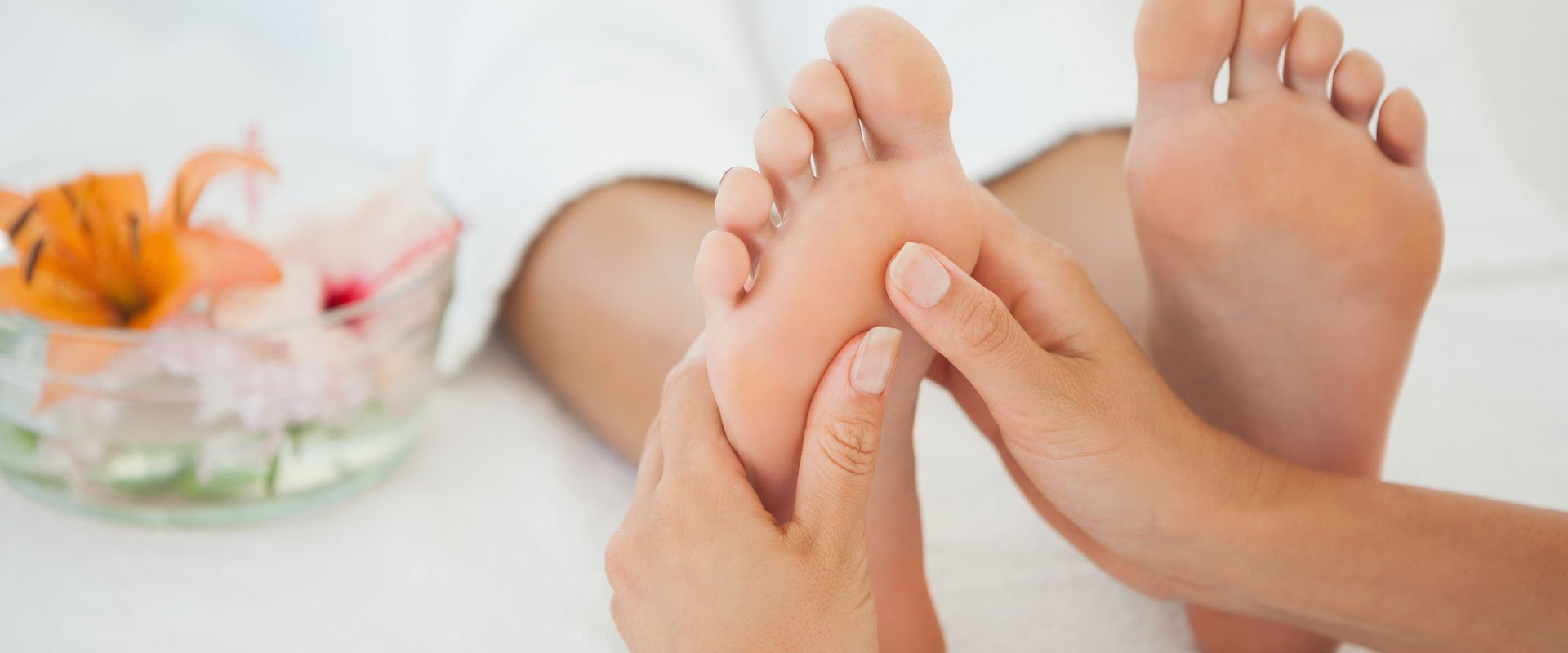 foot pain massage