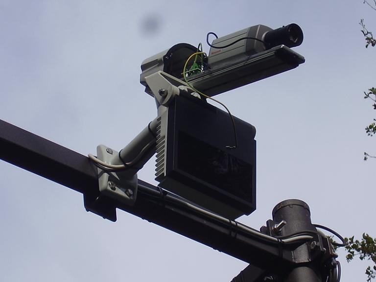 controllo video di sicurezza