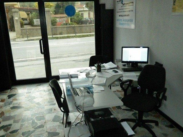 Ufficio della ditta di sicurezza