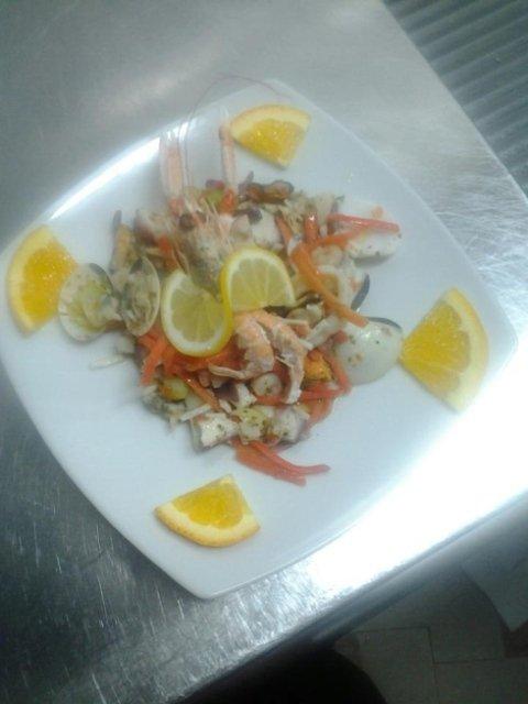 antipasto di mare, cucine mediterranea, pesce,