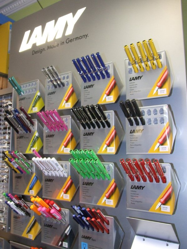 Wide range of stationery products