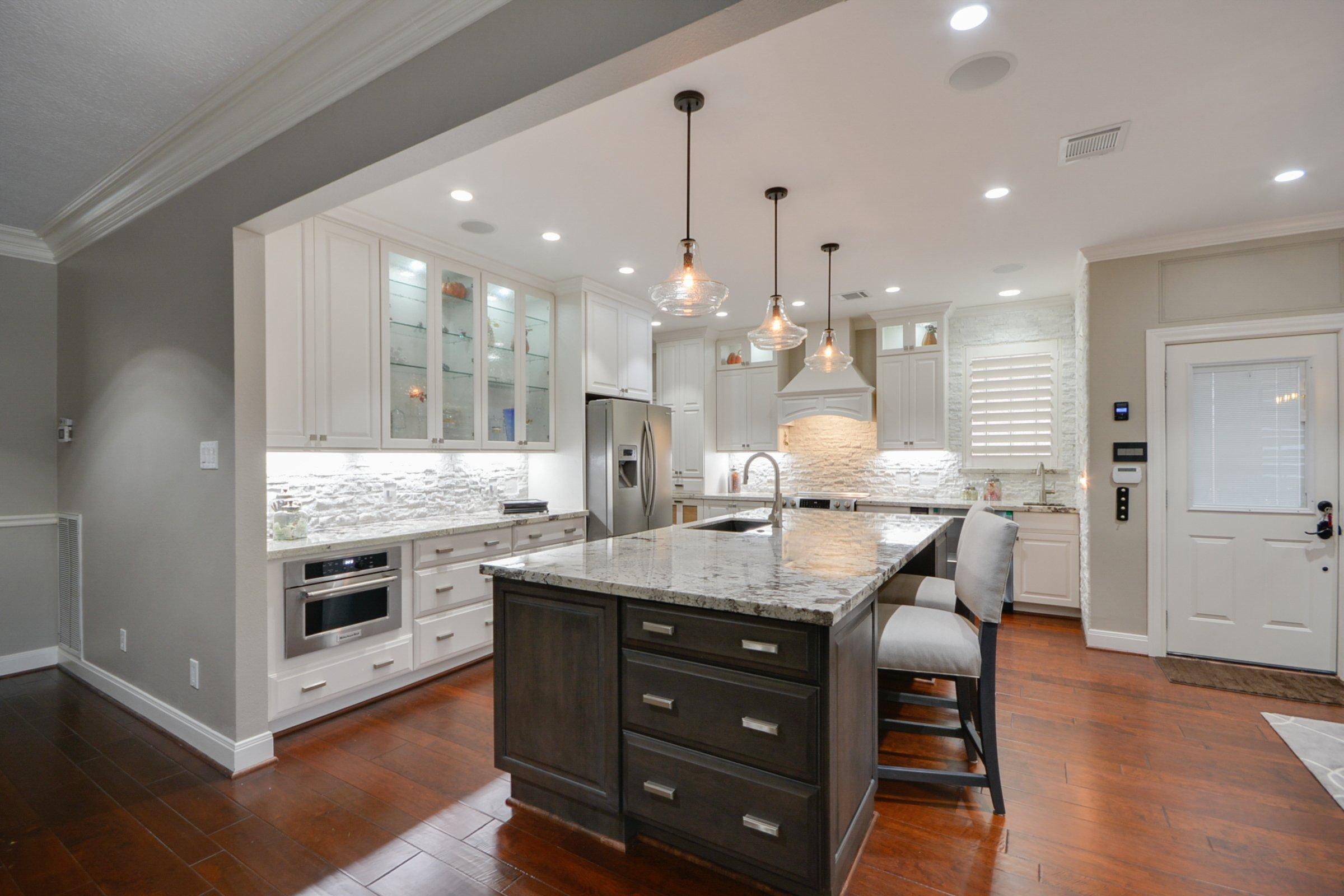 Bathroom Remodeling Kingwood Tx j & m construction & remodeling – kingwood, tx – kitchen remodeling