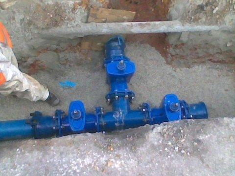 realizzazione acquedotti