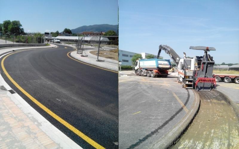 manutenzione stradale Lucca