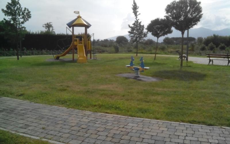 realizzazione parchi