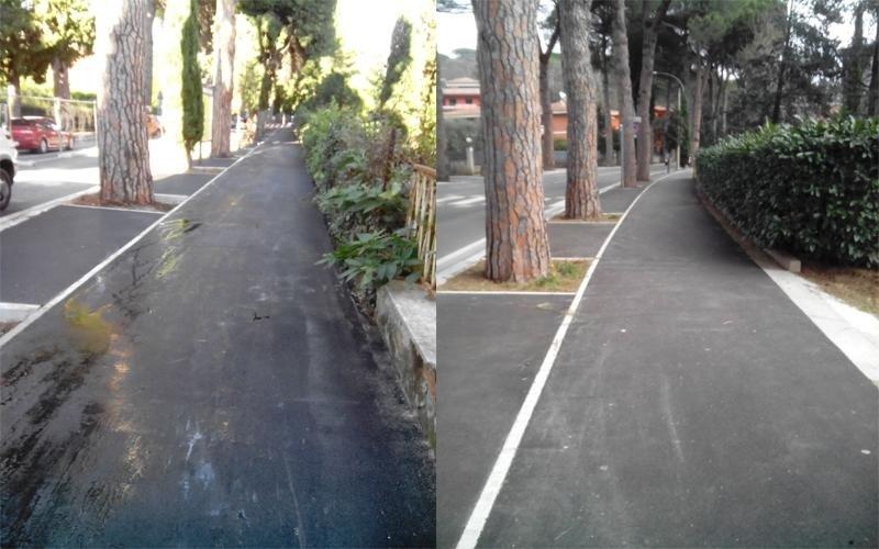 costruzione strade