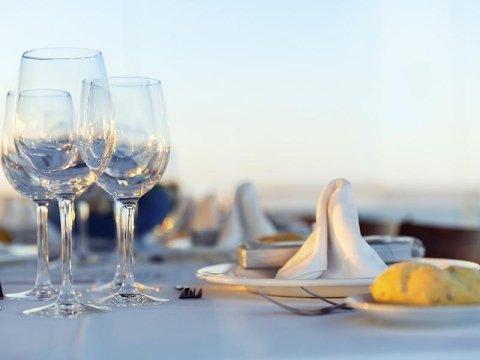 ristorante sul mare la lampara