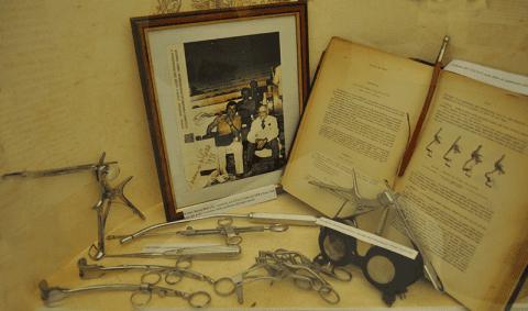 Antichi Strumenti diagnostici