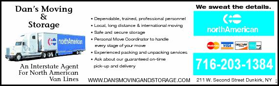 Moving And Storage Buffalo, NY