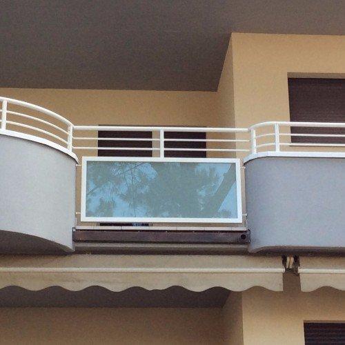 vista dei balconi