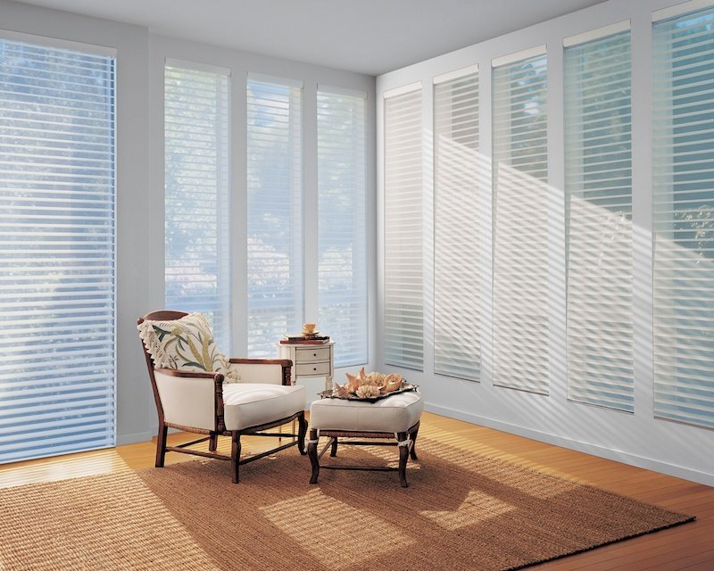 How Hunter Douglas Shades Help Keep Out Heat In Houston Tx