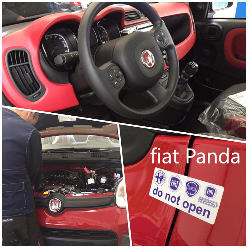 Installazione impianti gpl Fiat