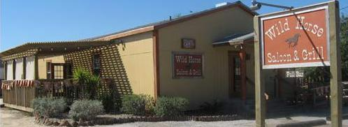 Wild horse saloon and grill cook up the best burgers in Port Aransas, TX