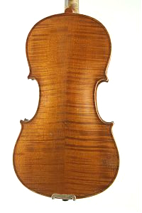 German violin back