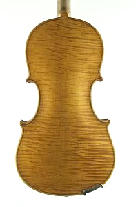 Saxon violin back