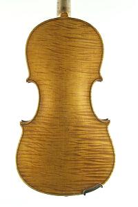 Saxon violin back