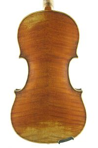 Copy Vuillaume violin back