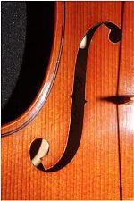 'F' Hole Stradivari Milanolo Copy