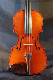 violin font