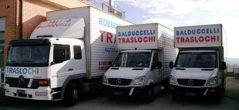 mezzi per trasloco