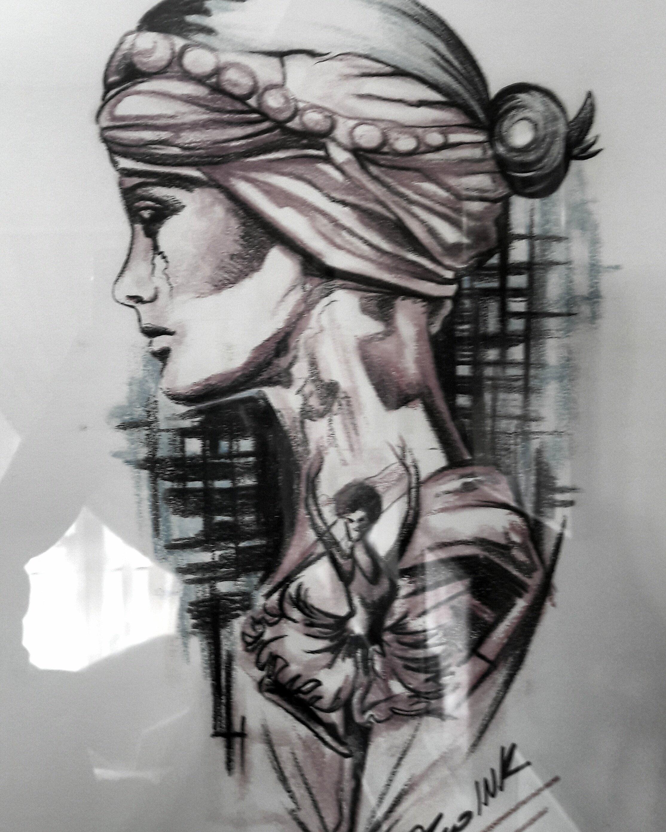 tatuaggio donna