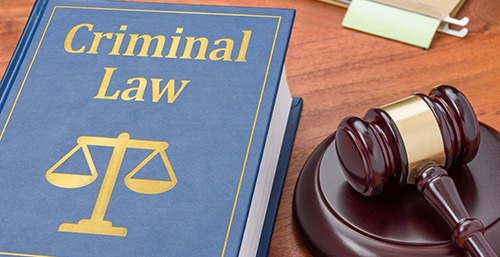 Criminal law assistance material for attorney in Amherst, OH