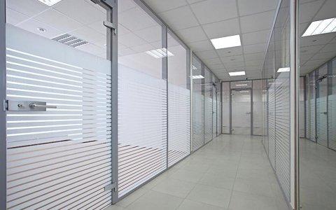 Vetri per uffici - Targetti Vetri
