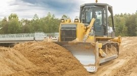 movimento terra, escavatori