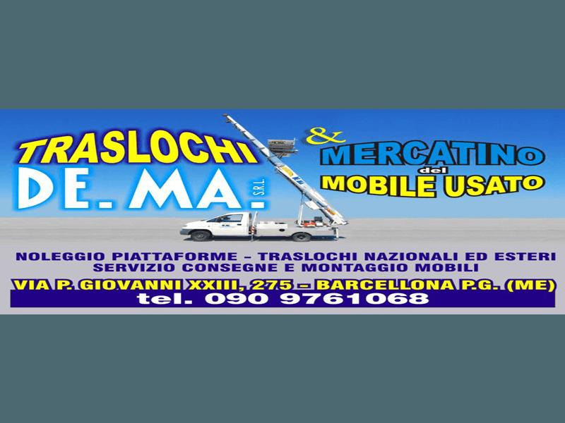 mercatino mobile usato
